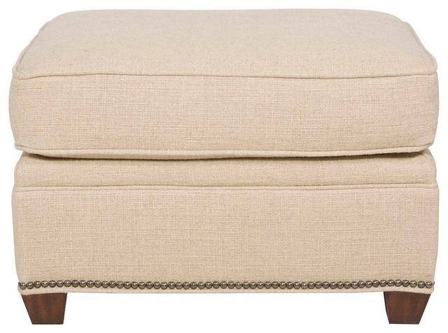 Vanguard Furniture Darby Ottoman V436-OT