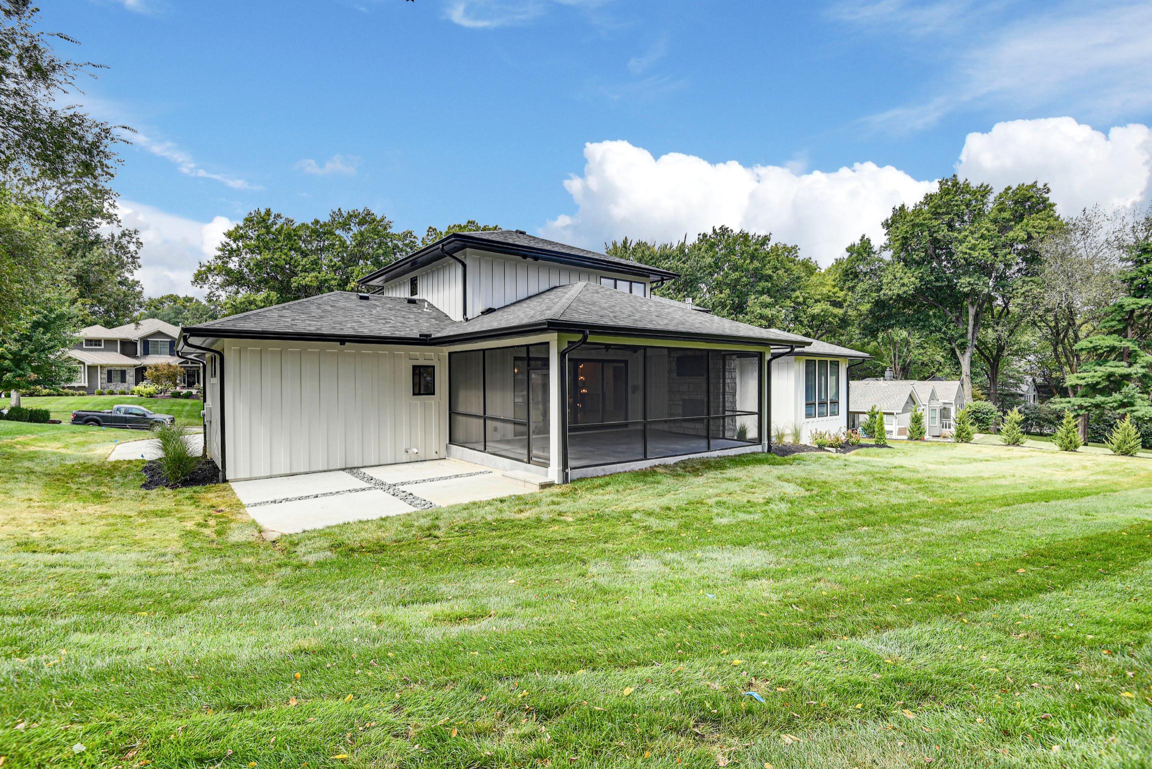 8731 Norwood Drive, Leawood, KS Custom Build