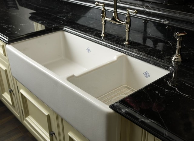 Rohl Stainless Kitchen Sinks