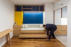 До и после: Квартира 29 кв.м. в Париже