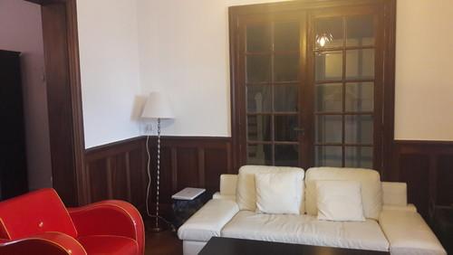 am nagement d co d 39 un salon 17m2 dans maison ann es 1930. Black Bedroom Furniture Sets. Home Design Ideas