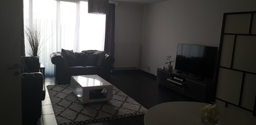 My Livingroom Is Grey, Black And White. I Want To Put A Shelving Unit Next  To It But I Donu0027t Know If It Wil Look Good. What Do You Guys Think?