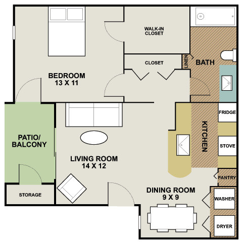 Small Master Bedroom Big Walkin Closet Odd Layout Please Help - 14 x 11 bedroom design