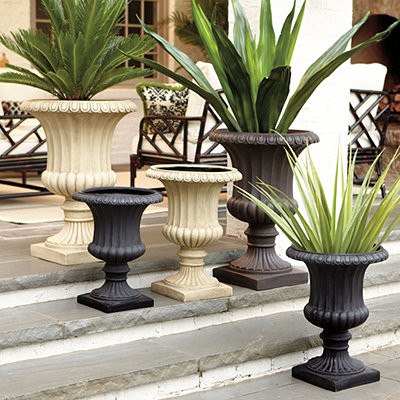 Garden Pots And Urns Extra large grecia urn workwithnaturefo