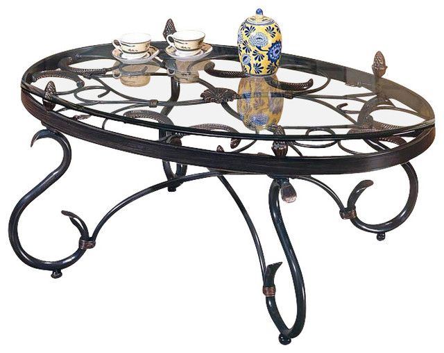 3 Piece Glass Top Coffee Table Sets.Steve Silver Company Lola 3 Piece Coffee Table Set In Dark Brown Finish