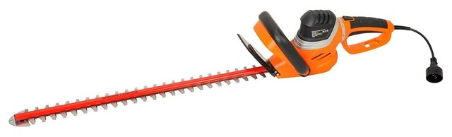 4.8-Amp Corded Hedge Trimmer With 24 Laser Cutting Blade.