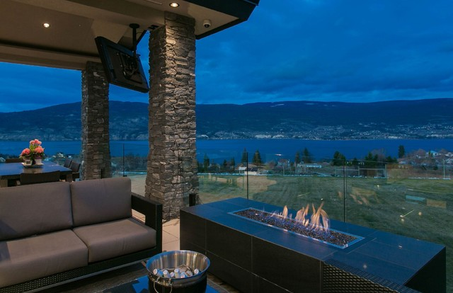 Contemporary home in Vancouver.