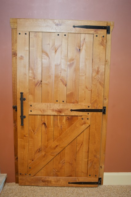 Barn Style Door Traditional Philadelphia By Edmund Terrence Llc