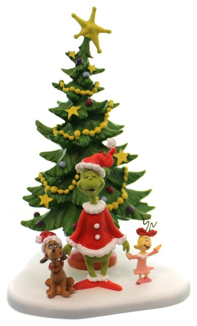 Welcome Christmas Grinch.Department 56 Accessory Welcome Christmas Day Resin The Grinch Dr Seuss 4024836