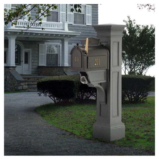 Whitehall Mailbox Plus Mayne Mailbox Post Liberty
