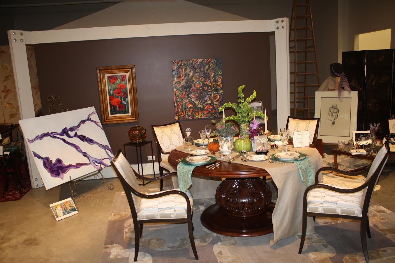 Tablescapes Project