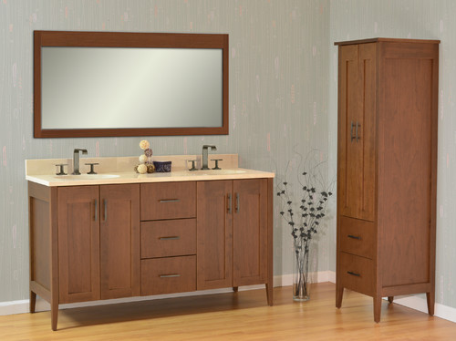 I Need 72 Inch Vanity With Double Sink An 18 Inch Linen Cabinets.
