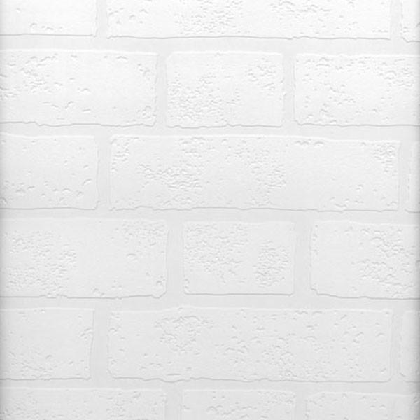 Belden Brick Texture Paintable Wallpaper Bolt