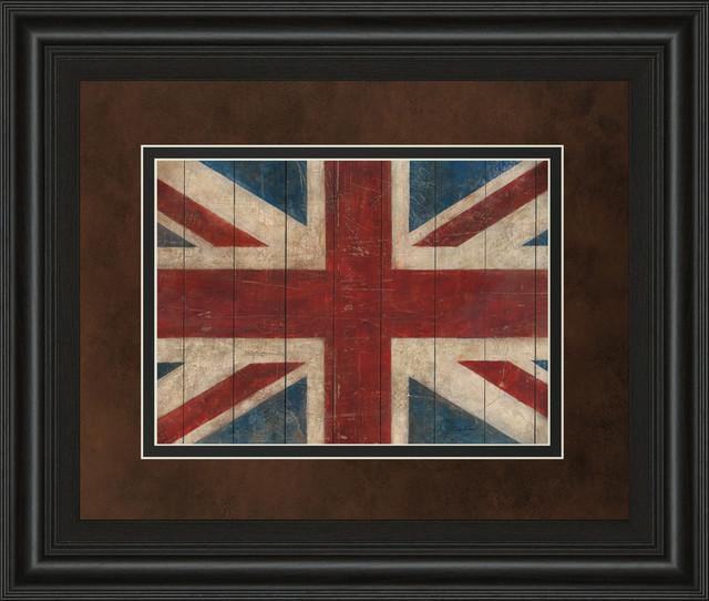 Union Jack by Avery Tillman