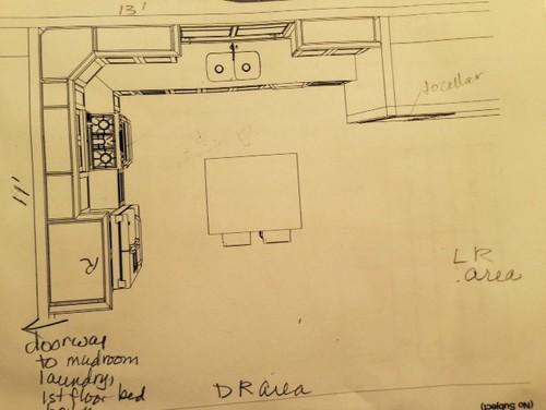 small l shape 11x 13; layout?