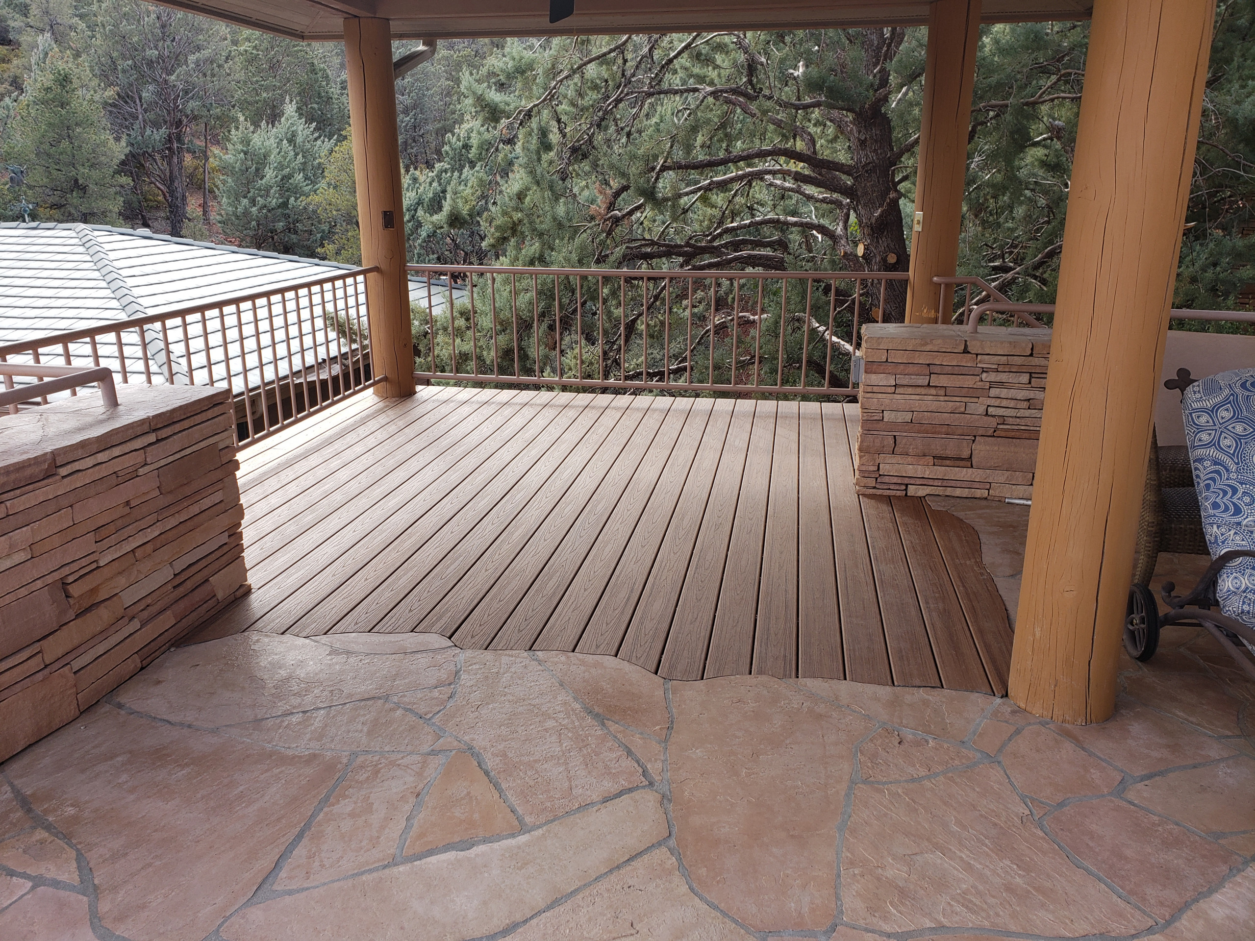 Technology decks - for the new At Home lifestyle