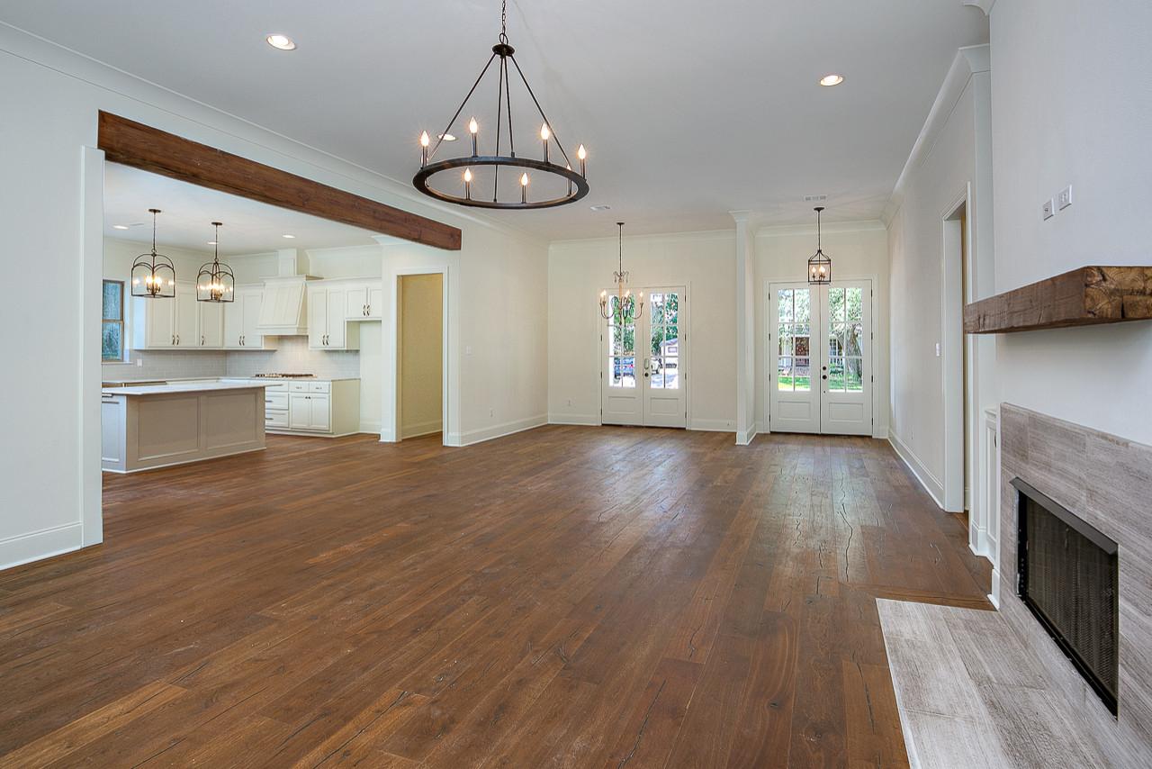 Living Room - Old Goodwood Modern Farmhouse