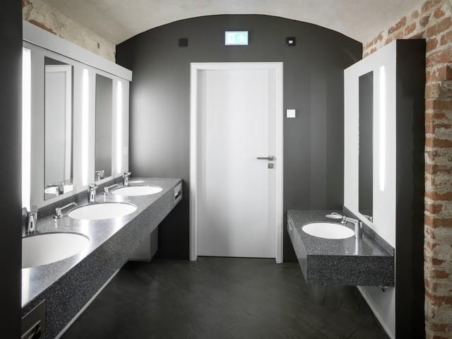 fugenlose bodenbeschichtung - modern - badezimmer - sonstige - von, Hause ideen