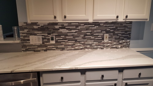Nice I Recommend This Company Still, They Have A Great Selection And Good Prices.  I Love The Cambria Brittanica I Purchased And The Backsplash And Glass Tile  ...