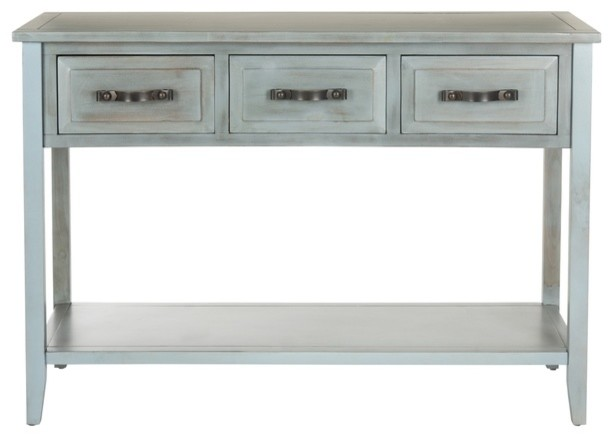 Shop Houzz Safavieh Aiden Console Table Console Tables