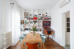Avant/Après : Des bureaux métamorphosés en maison familiale cosy