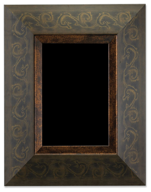 rustica bronze 4x6 picture frame bronze 5 x 7 traditional picture frames