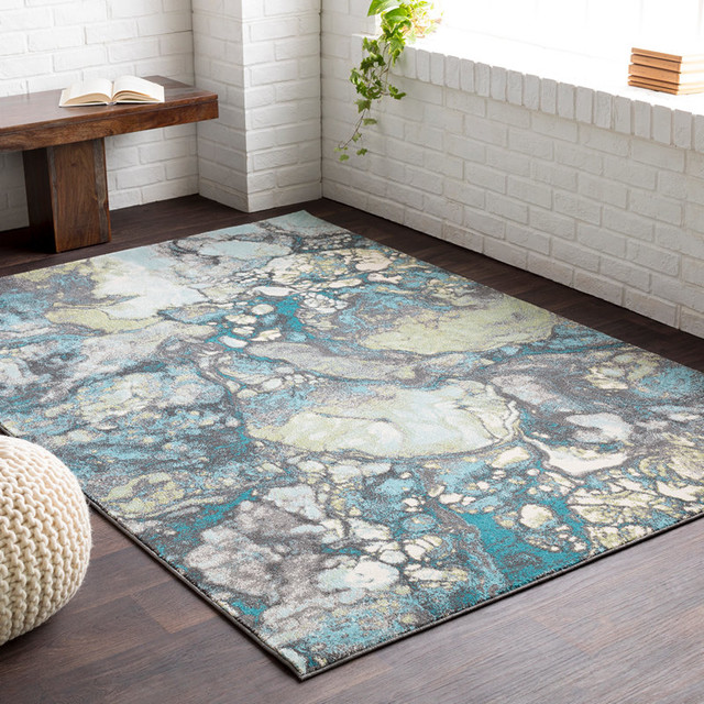 Transitional Aberdine Area Rug Contemporary Area Rugs