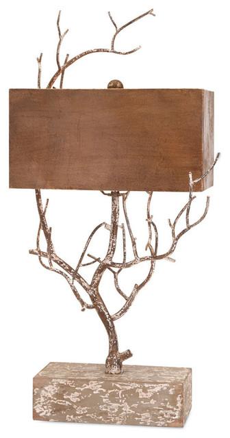 Sherwood Metal Tree Lamp.