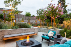 Yard of the Week: Terraced Rooms for Outdoor Living