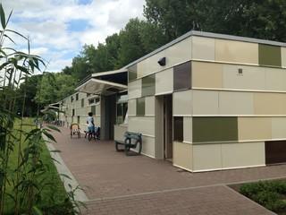 Ruhland Gmbh brentanobad frankfurt aluminium fassade
