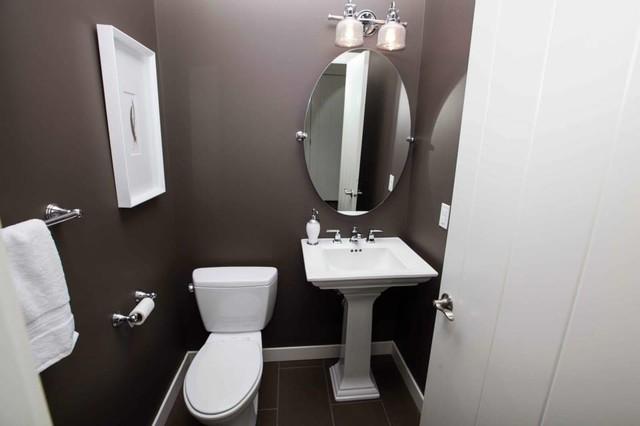 Rustic elegance rustic bathroom edmonton by for Bathroom decor edmonton