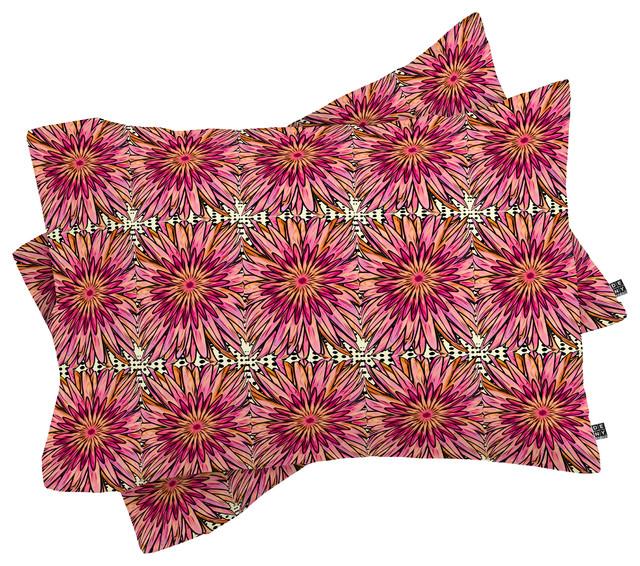 Deny Designs Ingrid Padilla Turquoise Area Rug Reviews: Deny Designs Ingrid Padilla Bloomer Pillowcase