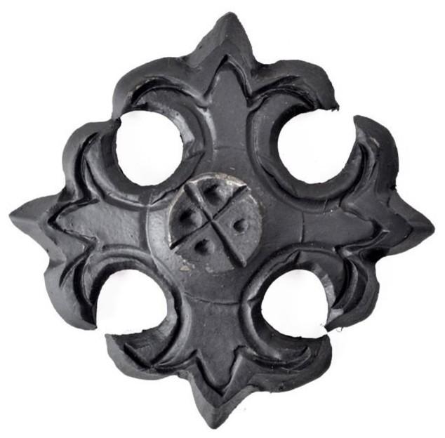 1 5 Black Iron Clavos Decorative Nails Handmade