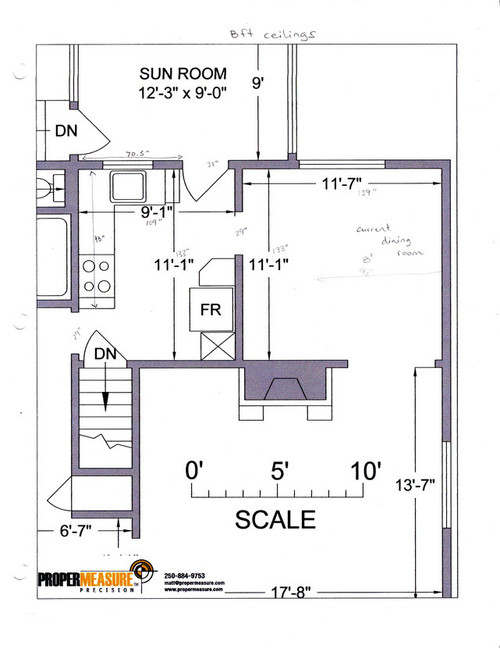 Small Awkward Kitchen Layout on design a kitchen with measurements