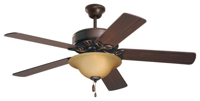 """50"""" Pro Series Ceiling Fan, Oil Rubbed Bronze."""