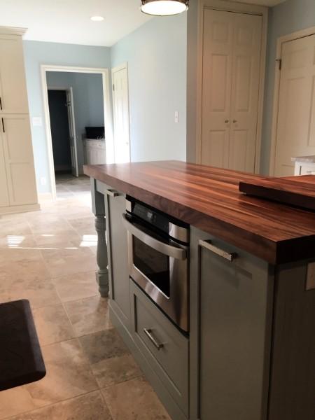 Fantasy Brown Kitchen Reveal