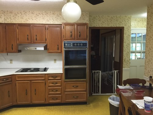 1970's kitchen rehab