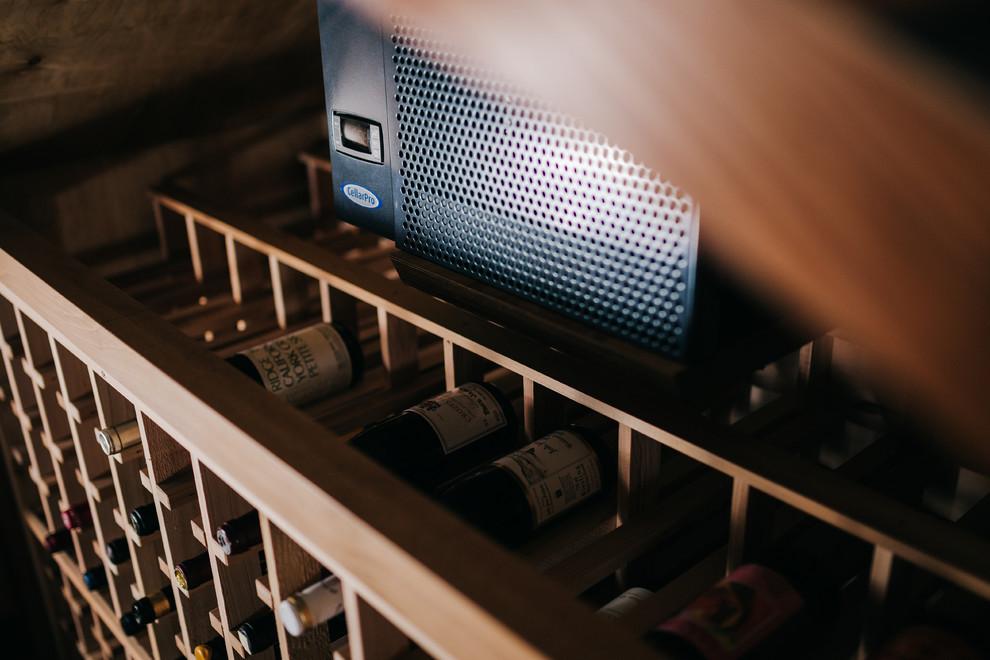 Custom VV Series Wine Cellar - Redmond, OR