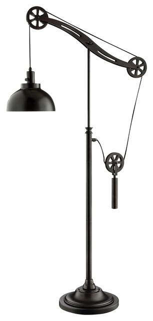 Lite Source Garrett Floor Lamp.