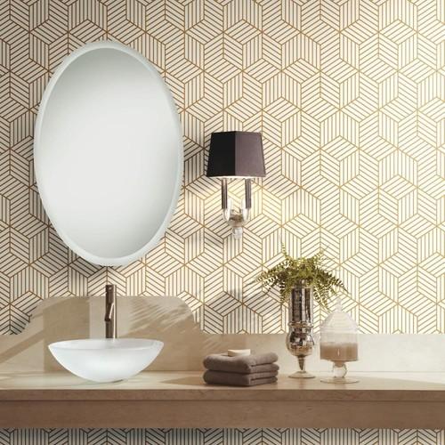 Design Trends for 2021: Bold Wallpaper
