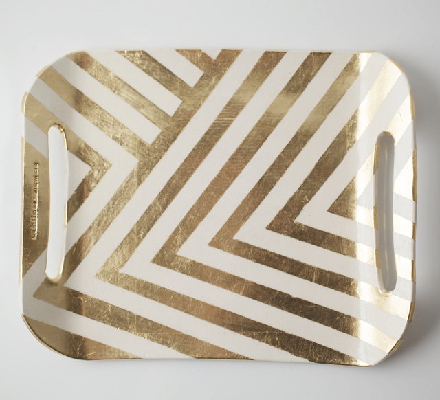 Zigzag Tray by Up in the Air Somewhere