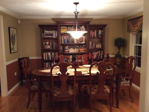 Books In The Dining Room Yes Or No