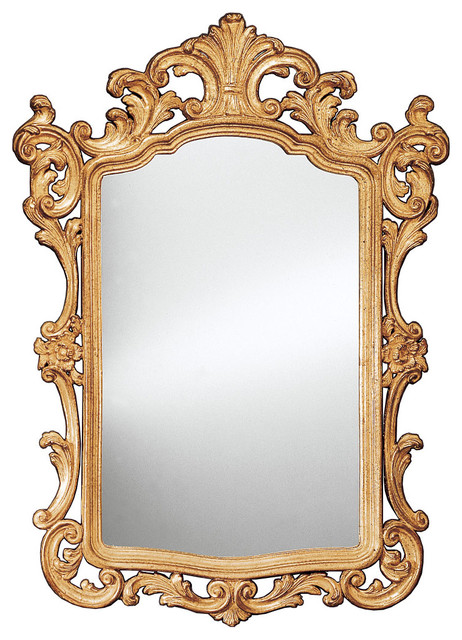 Venetian Design venetian-style mirror - victorian - wall mirrors -inviting