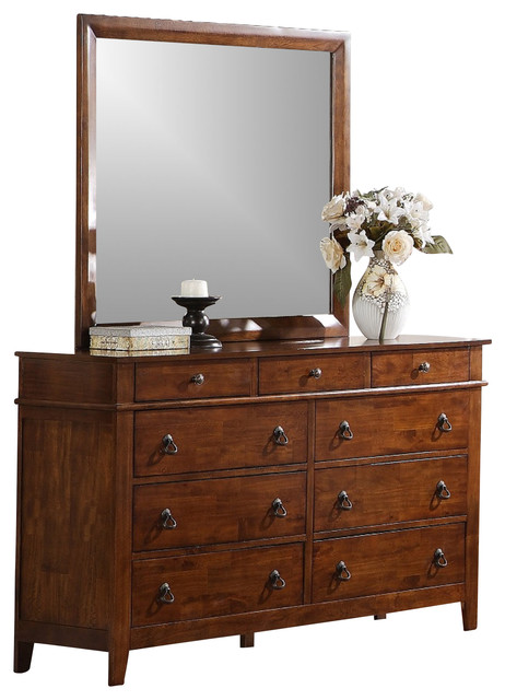 Shop Houzz Sunset Trading Phoenix Mirror Bedroom Furniture Sets