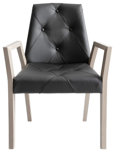 Brilliant Rose Armchair Natural Beechwood Genuine Leather Alphanode Cool Chair Designs And Ideas Alphanodeonline