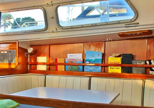 Decor ideas for Sailboat Galley