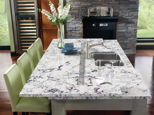 Superieur Manmade Quartz Or Natural Stone Countertops?