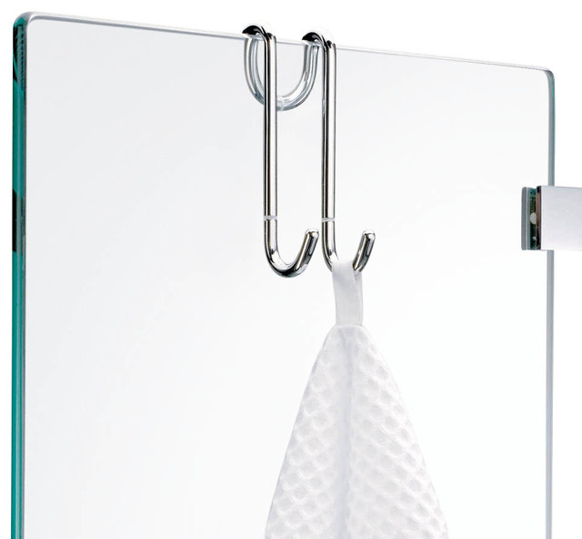 Hang Up Hook for Shower Cabin Chrome  sc 1 st  Houzz : hook door - pezcame.com