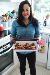 At Home With... Not Quite Nigella, Food Blogger Extraordinaire