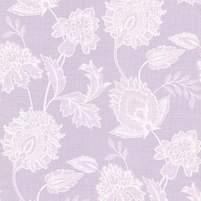Danfi Lilac Jacobean Wallpaper Swatch
